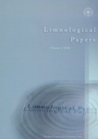 Limnological Papers. Volume 1/2006 - okładka książki