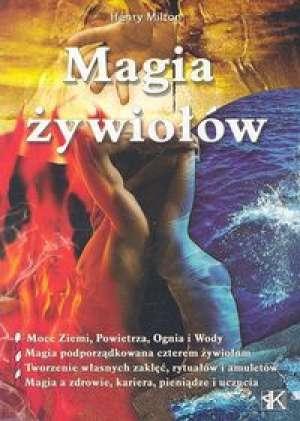 Magia żywiołów - okładka książki