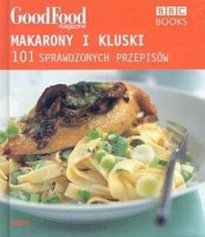 Makarony i kluski. 101 sprawdzonych - okładka książki