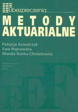 Metody aktuarialne - okładka książki