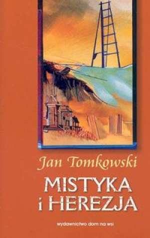 Mistyka i herezja - okładka książki