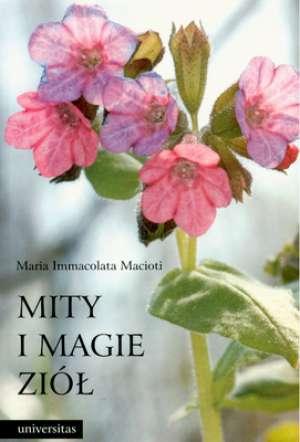 Mity i magie ziół - okładka książki
