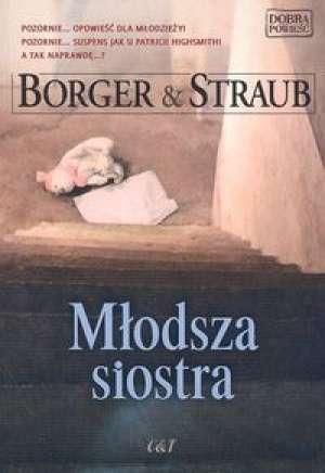 Młodsza siostra - okładka książki