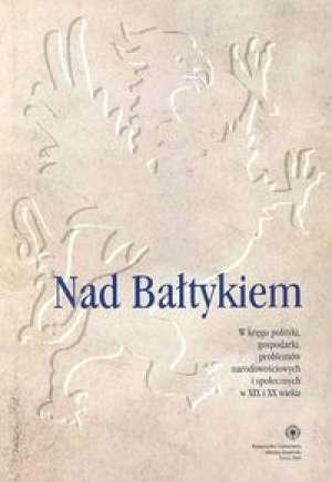 Nad Bałtykiem - okładka książki