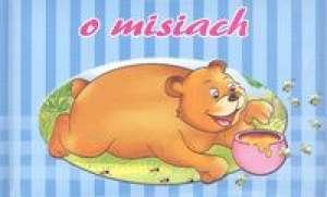 O misiach - okładka książki
