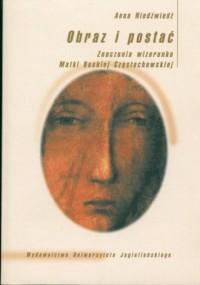 Obraz i postać - okładka książki
