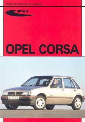 Opel Corsa - okładka książki