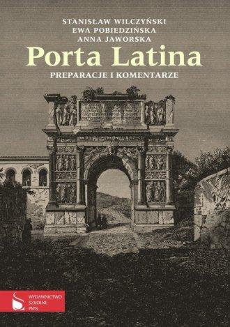 Porta Latina. Podręcznik do języka - okładka podręcznika