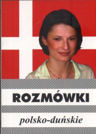 Rozmówki polsko-duńskie - okładka książki
