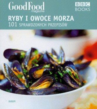 Ryby i owoce morza. 101 sprawdzonych - okładka książki