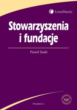 Stowarzyszenia i fundacje - okładka książki