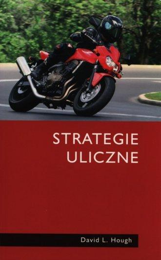 Strategie uliczne - okładka książki