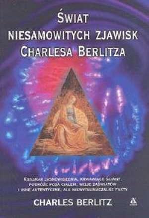 Świat niesamowitych zjawisk Charlesa - okładka książki