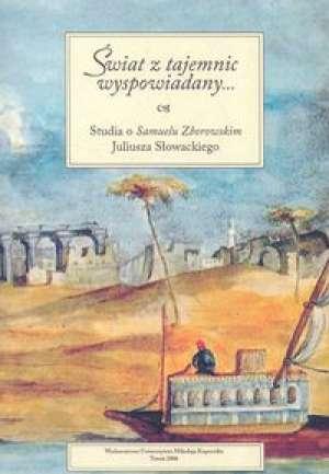 Świat z tajemnic wyspowiadany - okładka książki
