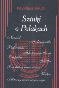 Sztuki o Polakach - okładka książki