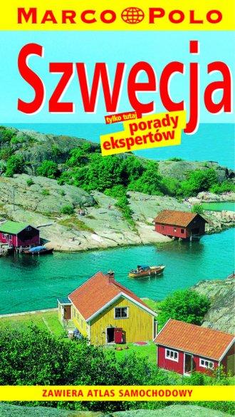 Szwecja. Przewodnik Marco Polo - okładka książki