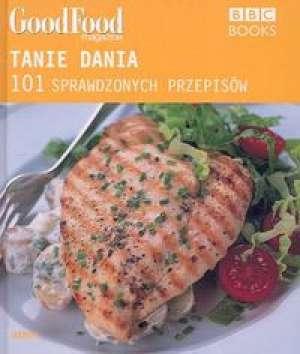 Tanie dania. 101 sprawdzonych przepisów - okładka książki