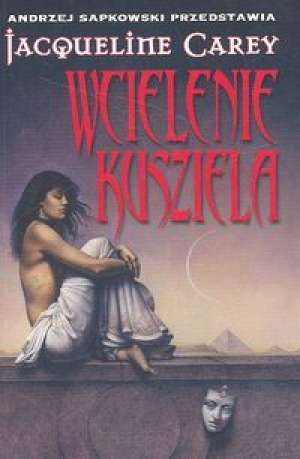 Wcielenie Kusziela - okładka książki