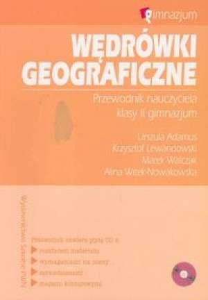 Wędrówki geograficzne 2. Przewodnik - okładka książki