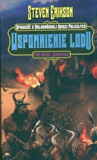 Wspomnienie Lodu. Jasnowidz - okładka książki