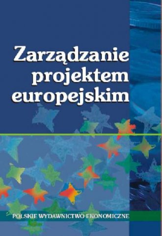 Zarządzanie projektem europejskim - okładka książki