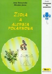 Zioła a alergia pokarmowa - okładka książki